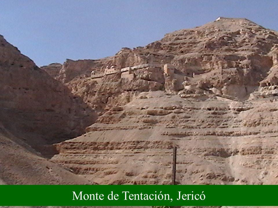 Monte de Tentación, Jericó