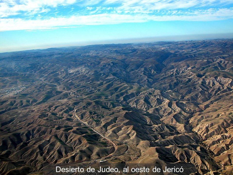 Desierto de Judeo, al oeste de Jericó