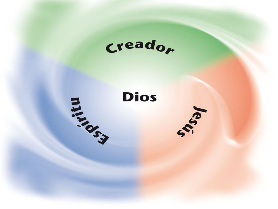 Padre Espiritu Santo Hijo Tres revelaciones