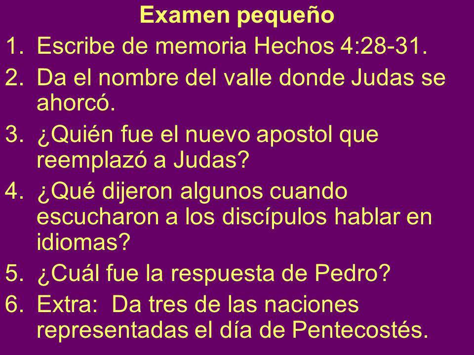 La persecución de Pedro y Juan por los líderes 5:17-42