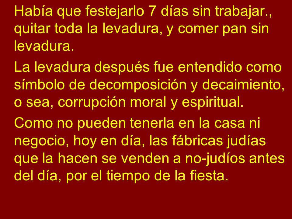 La Fiesta de Tabernáculos (Ha-Sukkot) Ex.23:16; 34:22; Lv.