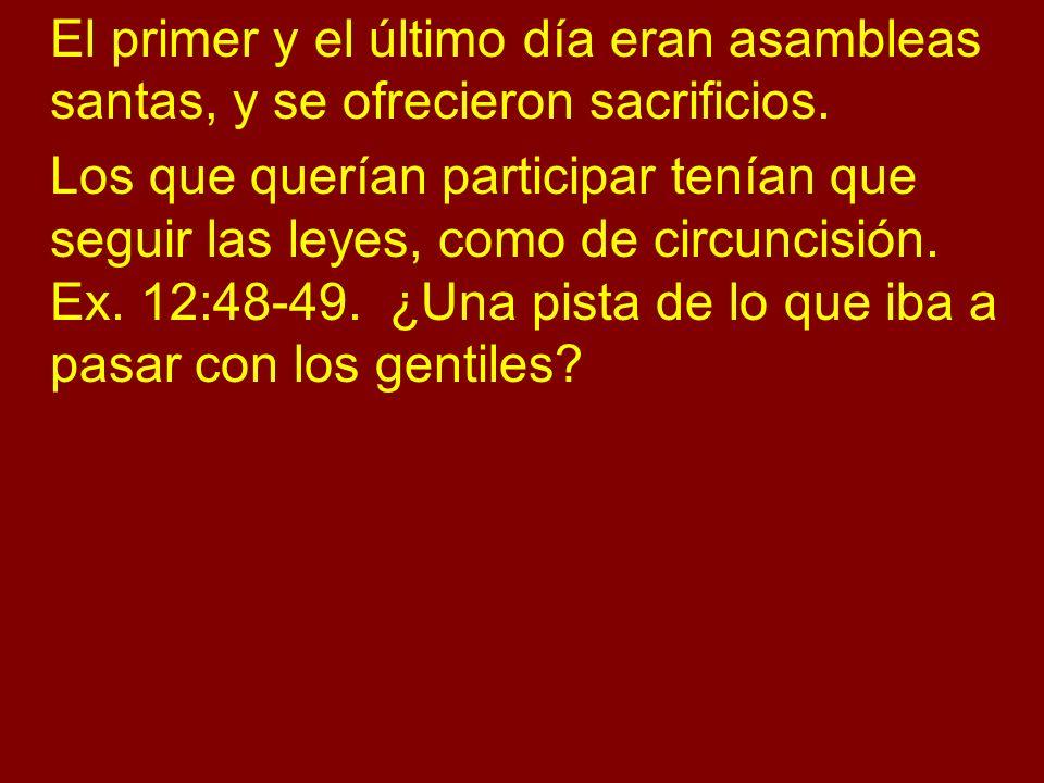 El Día de Expiación (yom kipper) Lev.16 (Lv.