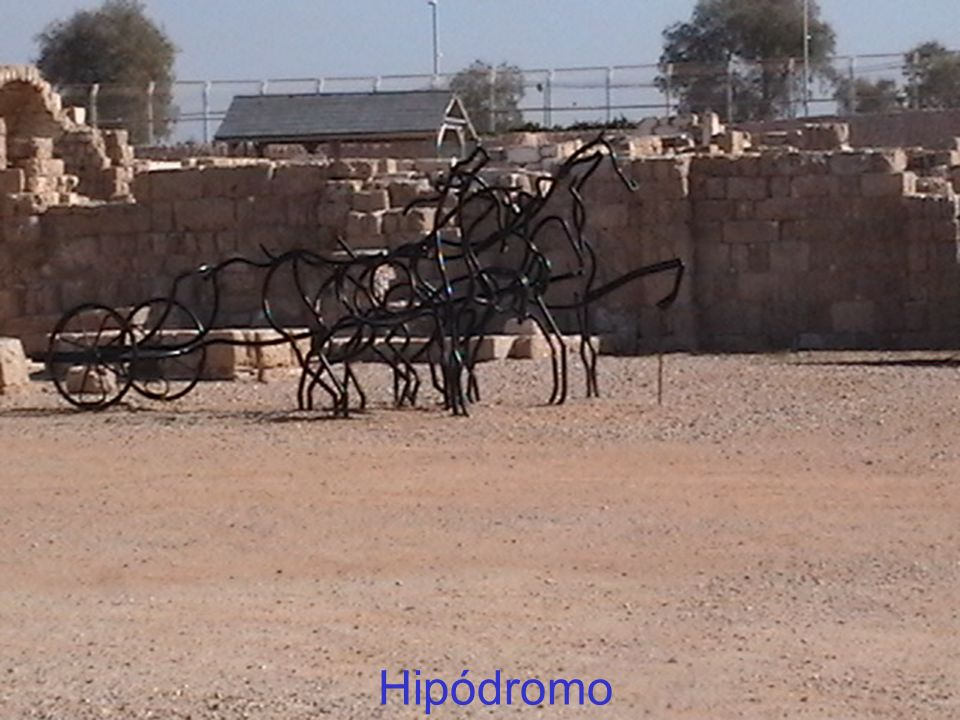 Teatro de Cesarea Hipódromo