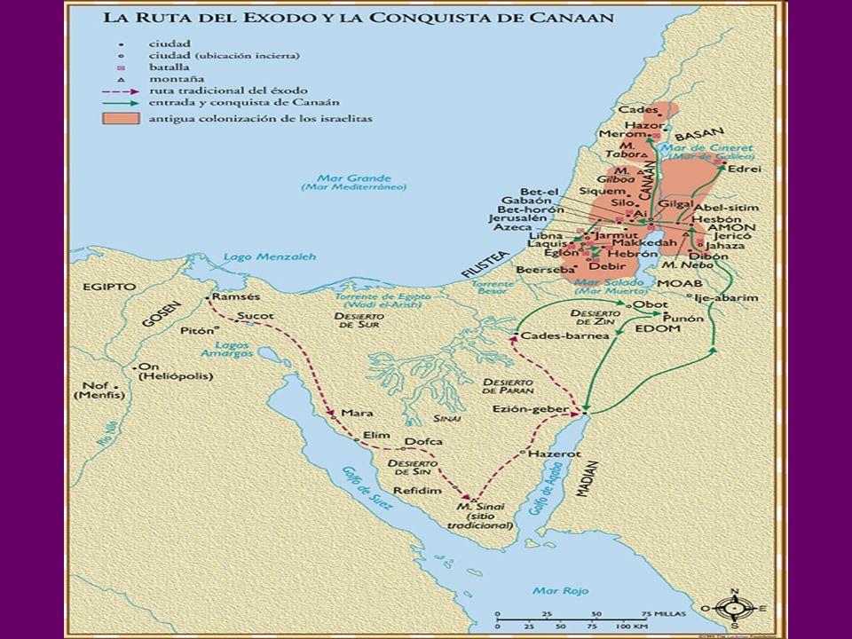 Tres Crisis en el desierto 15:22-17:16 Con agua 15:22-27, 17:1-7 v.