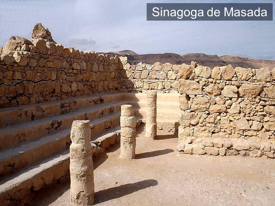Sinagoga de Masada