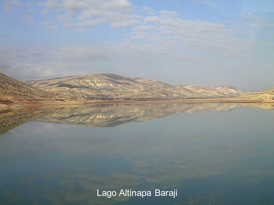 Lago Altinapa Baraji