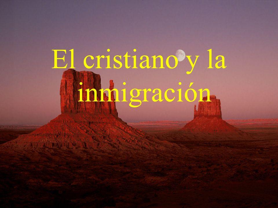 Trasfondos 1.¿Cuál es la situación de inmigración ilegal en tu país.