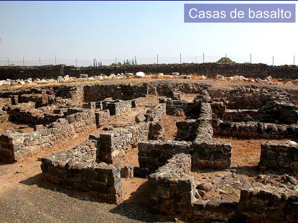 Casas de basalto
