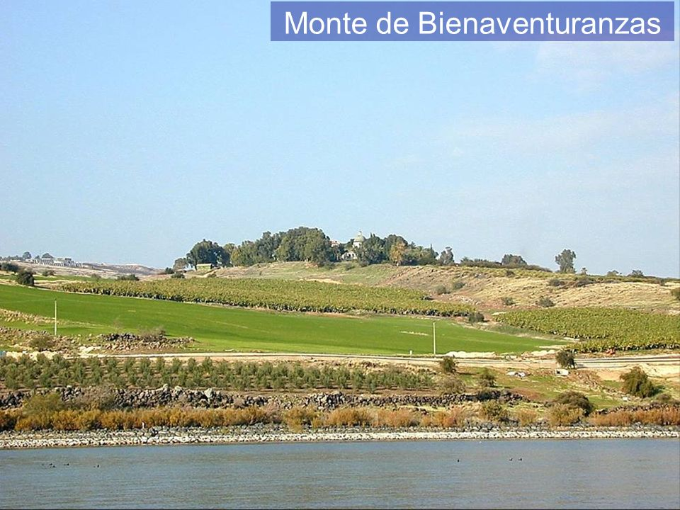 Monte de Bienaventuranzas