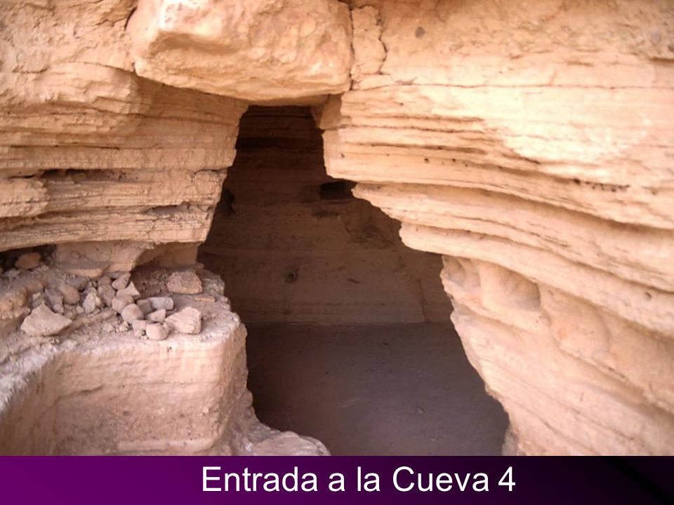 Entrada a la Cueva 4