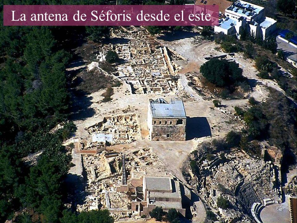Teatro romano de Séforis