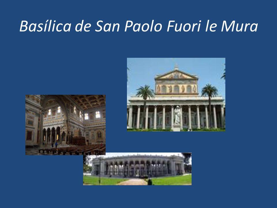 Basílica de San Paolo Fuori le Mura