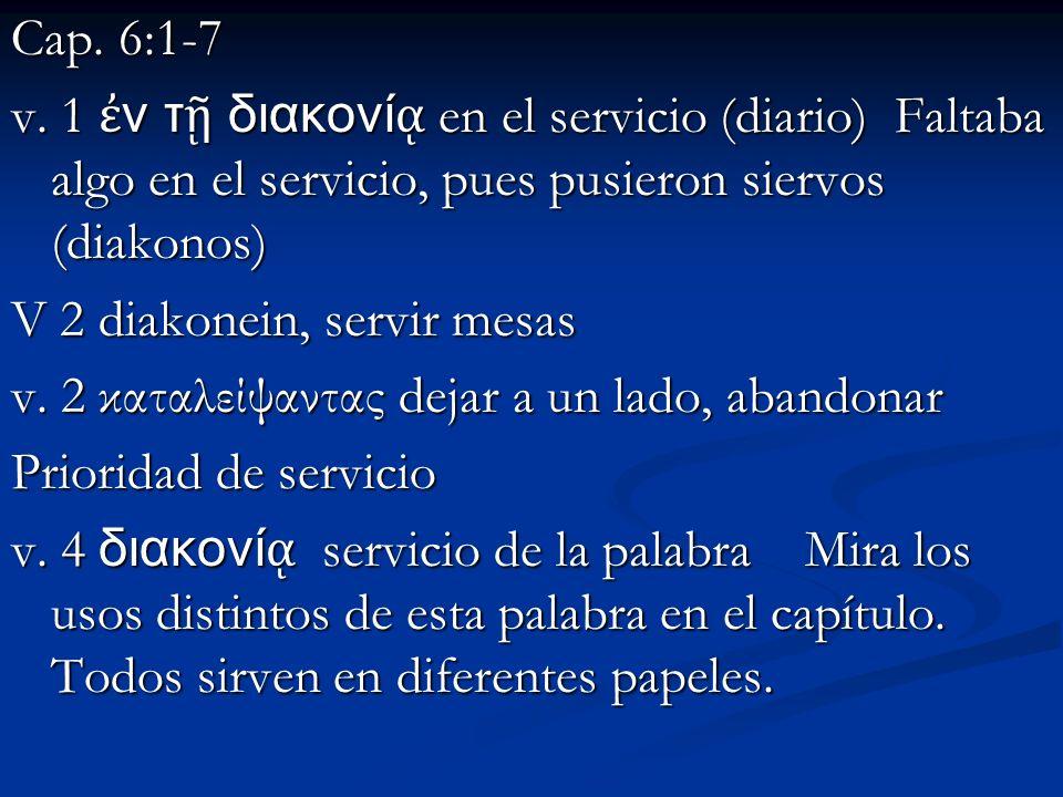 Cap.6:1-7 v.