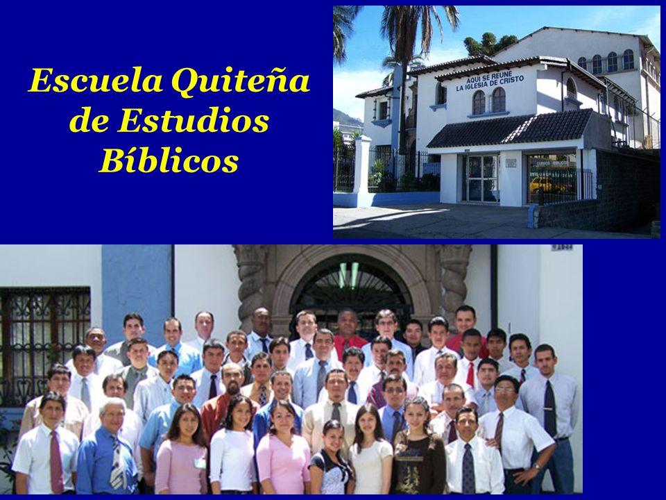 Main school Escuela Quiteña de Estudios Bíblicos
