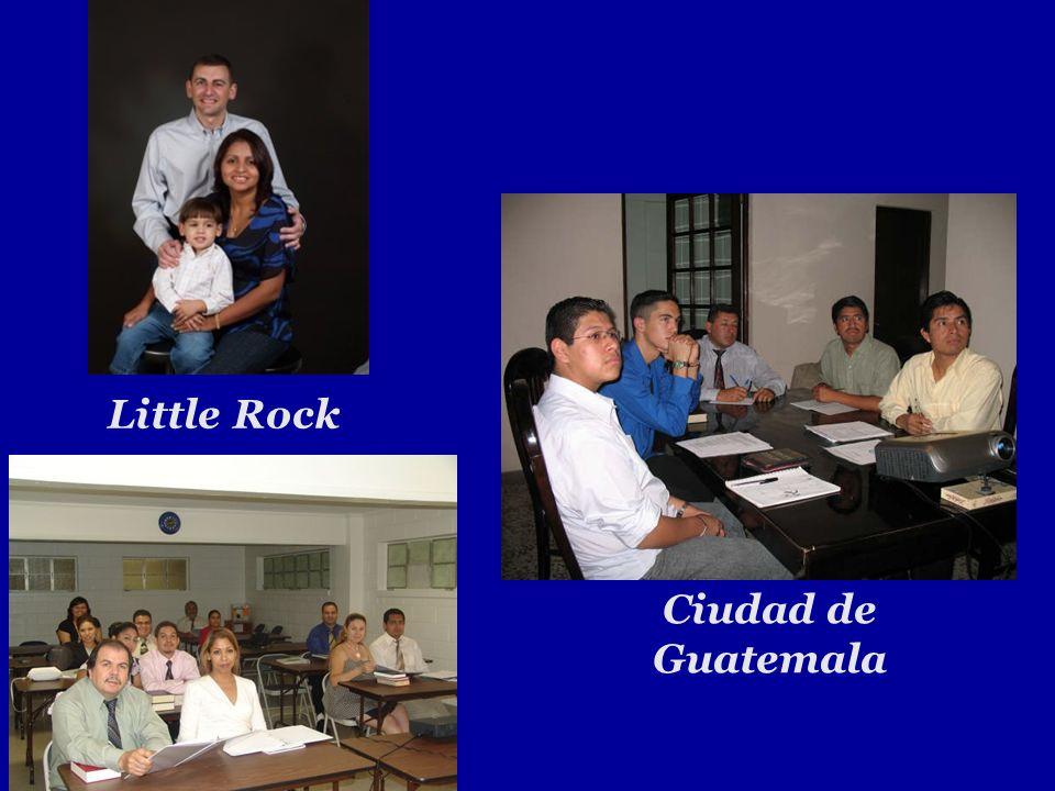 Little Rock Ciudad de Guatemala