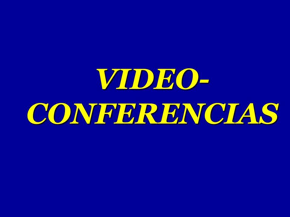 VIDEO-CONFERENCIAS