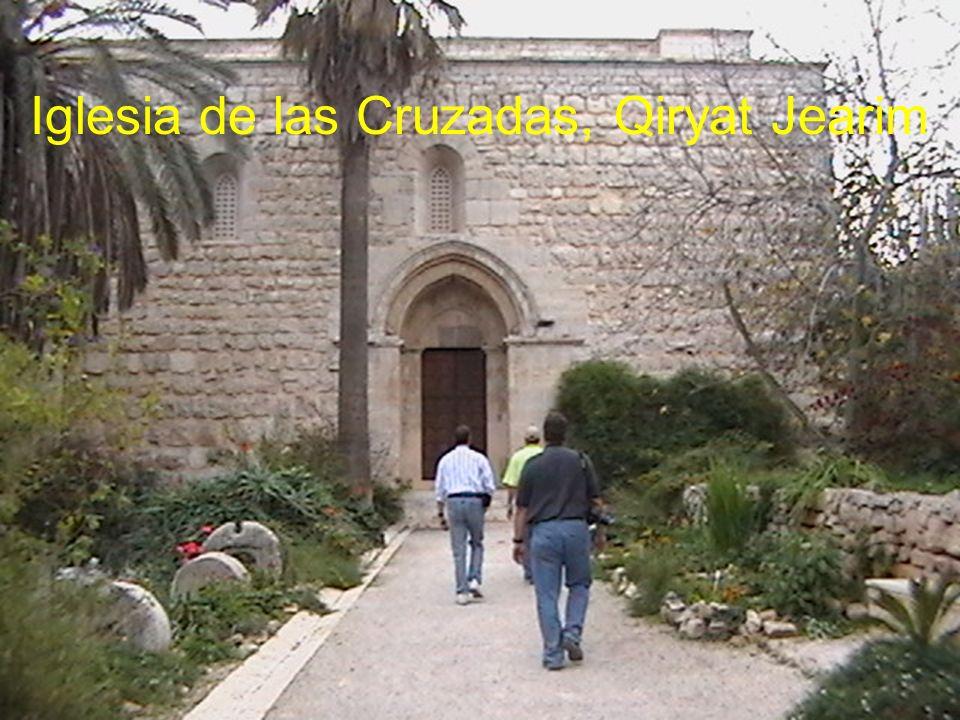 Iglesia de las Cruzadas, Qiryat Jearim