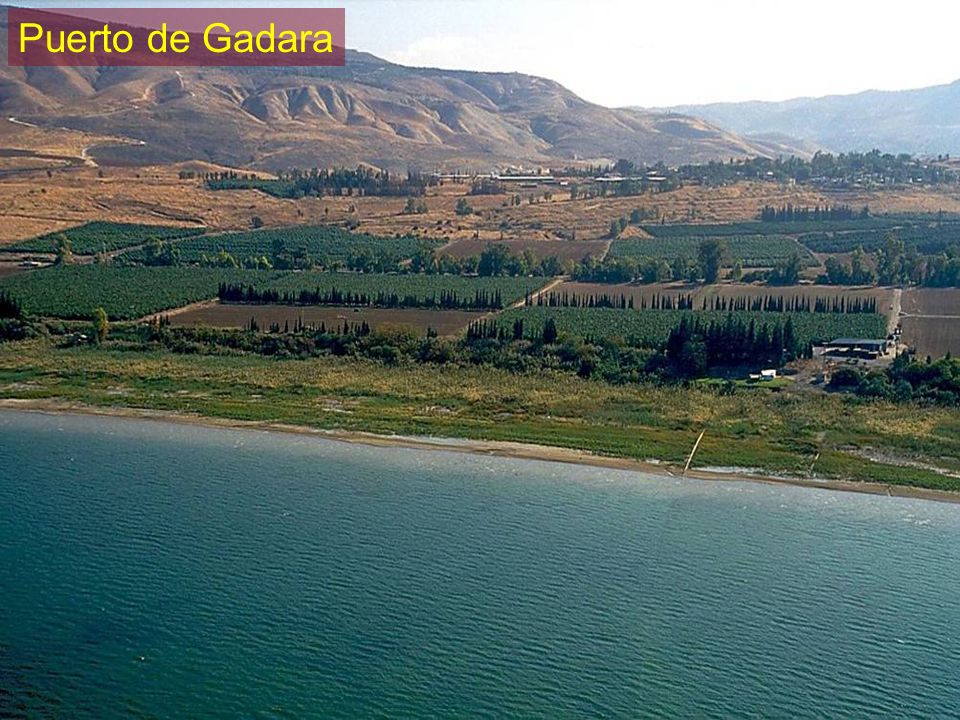Puerto de Gadara