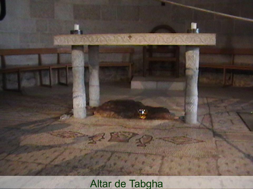 Altar de Tabgha
