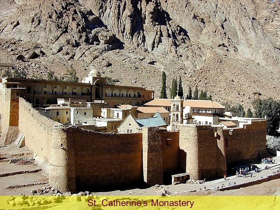 St. Catherines Monastery
