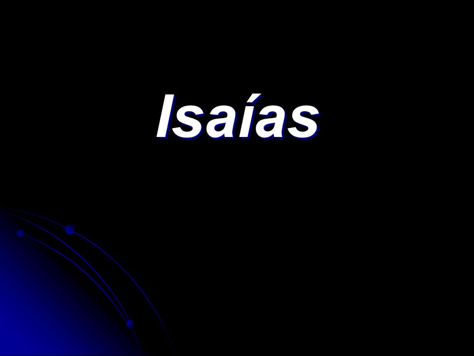 Isaías