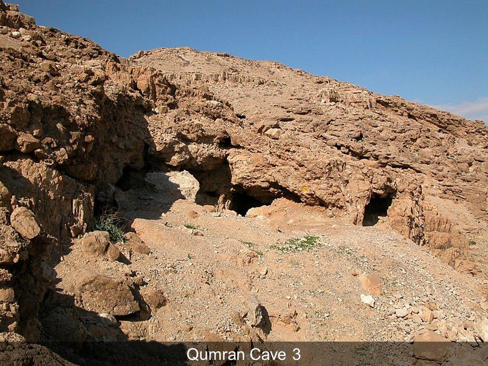 Qumran Cave 3