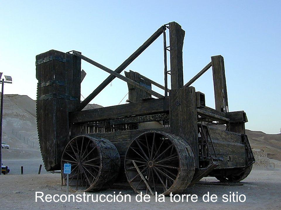 Reconstrucción de la torre de sitio