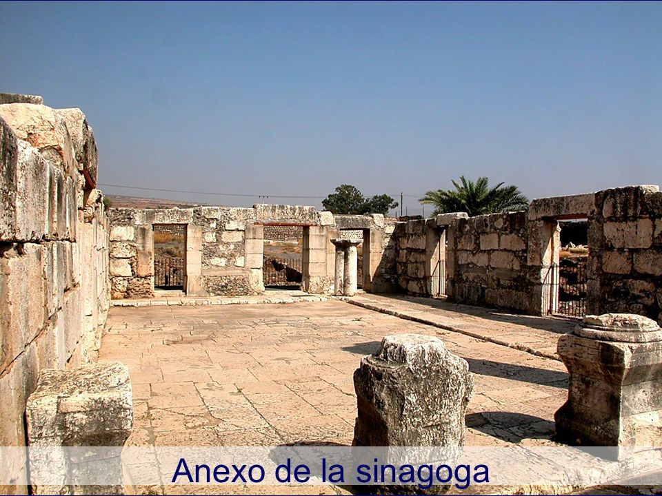 Anexo de la sinagoga