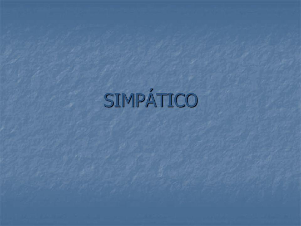 SIMPÁTICO
