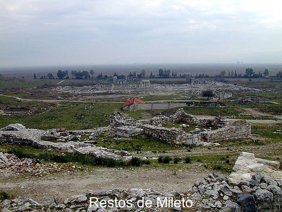 Restos de Mileto