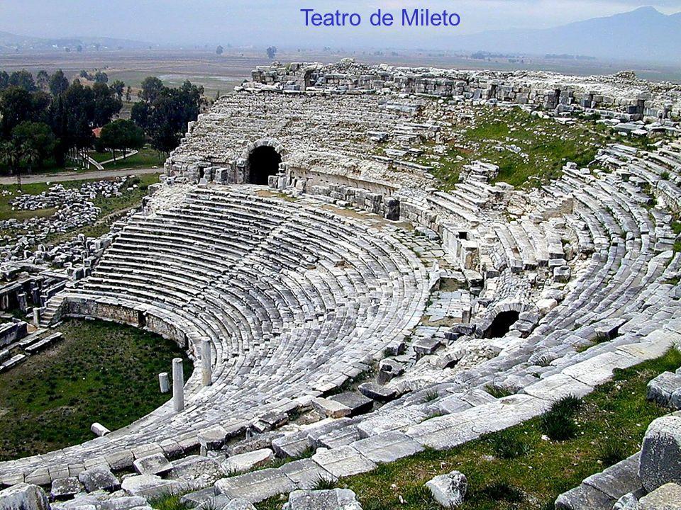 Teatro de Mileto
