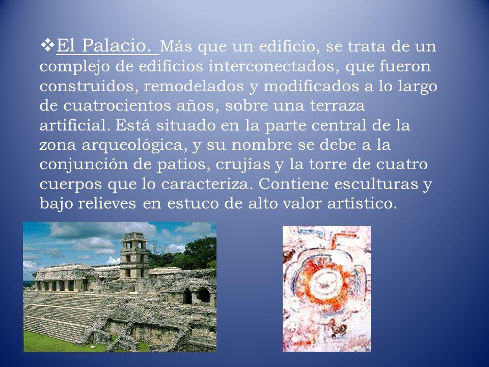 El Palacio. Más que un edificio, se trata de un complejo de edificios interconectados, que fueron construidos, remodelados y modificados a lo largo de