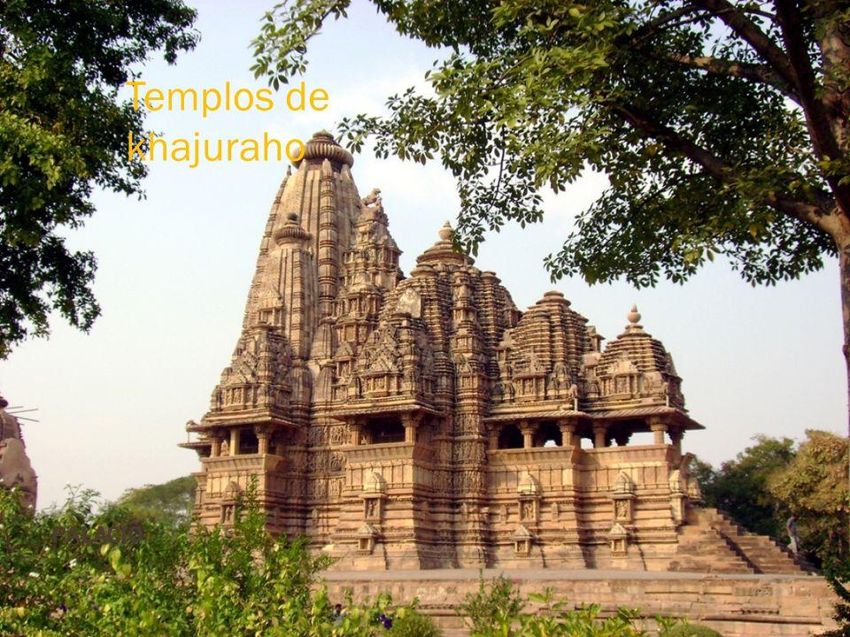 Templos de khajuraho