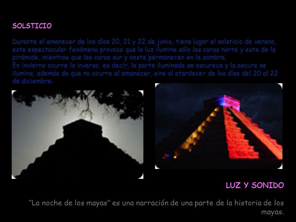 SOLSTICIO Durante el amanecer de los días 20, 21 y 22 de junio, tiene lugar el solsticio de verano, este espectacular fenómeno provoca que la luz ilum
