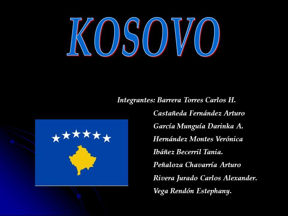 Kosovo es un territorio ubicado en la península de los Balcanes y el sureste de Europa.