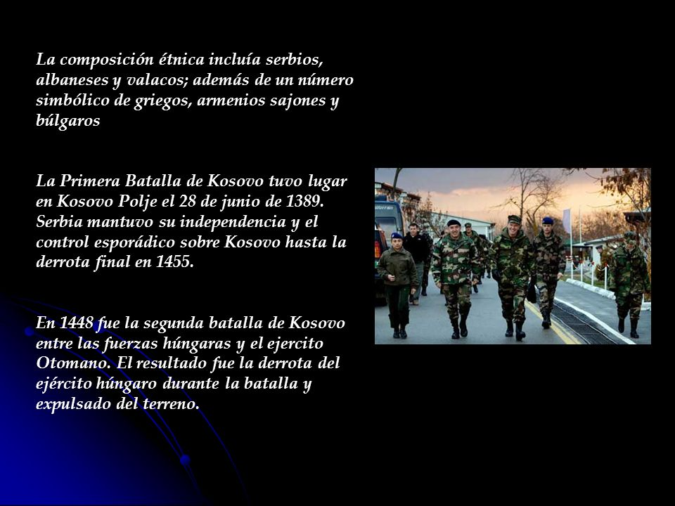 Tras la Primera Guerra de los Balcanes de 1912, Kosovo fue reconocida internacionalmente como parte de Serbia y el norte de Metohija como parte de Montenegro en el Tratado de Londres en mayo de 1913 En el Reino, Kosovo fue dividido en cuatro condados, tres de los cuales fueron parte de la entidad de Serbia: Zvečan, Kosovo y el sur de Metohija; y uno de Montenegro: el norte de Metohija.