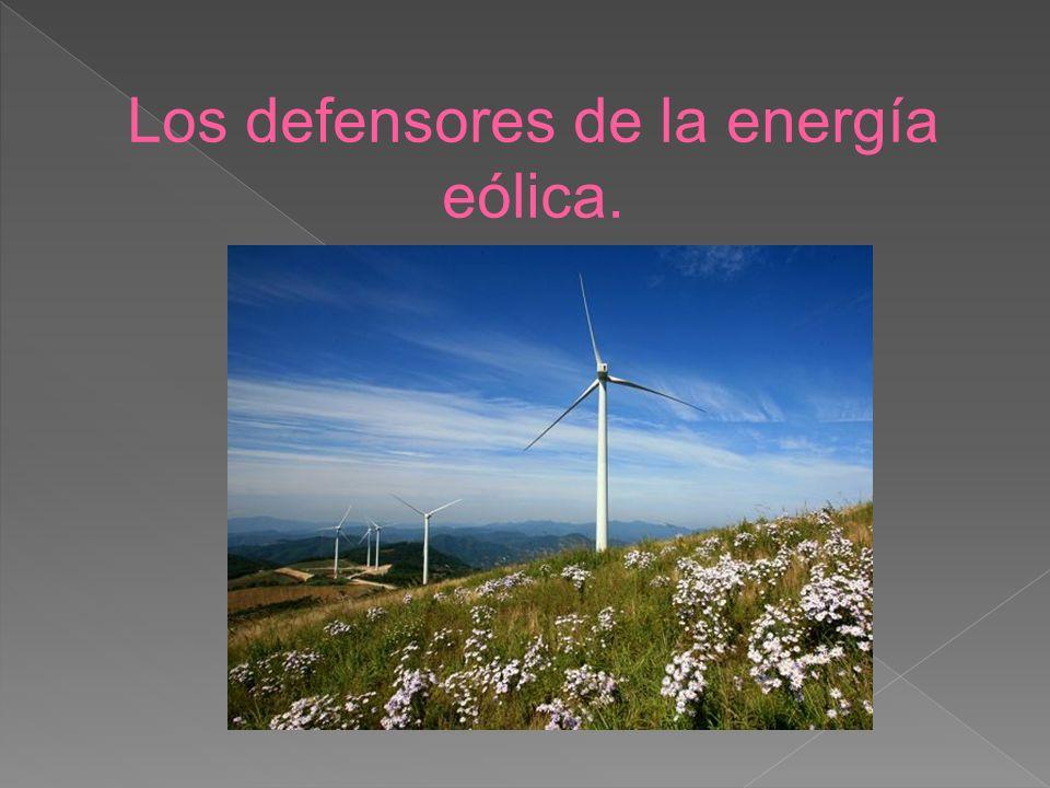 ¿Qué es la energía eólica.