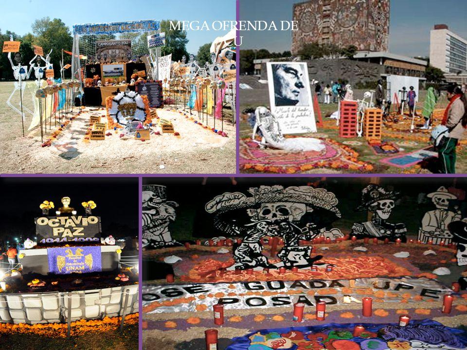 La UNESCO (Organización de las Naciones Unidas Para la Educación, la Ciencia y la Cultura) declaró, el 7 de noviembre de 2003 en Paris, Francia; a la festividad indígena del Día de Muertos, Obra Maestra del Patrimonio Oral e Intangible de la Humanidad.