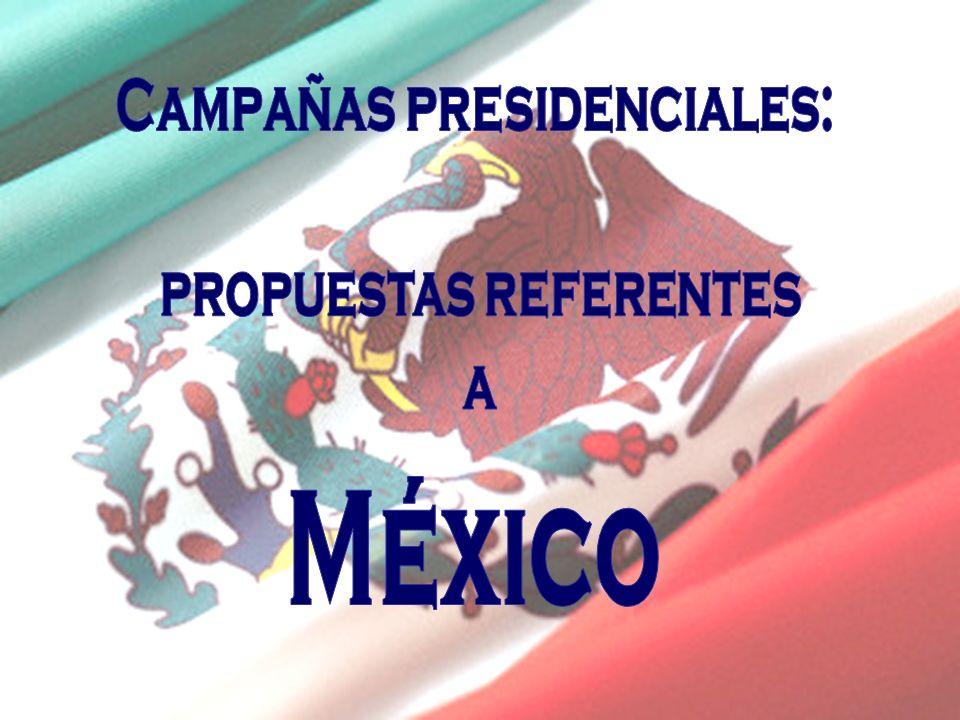 Propuestas por los candidatos Básicamente, las propuestas que ambos candidatos a la presidencia de Estados Unidos realizaron referentes a nuestro país, son las mismas.