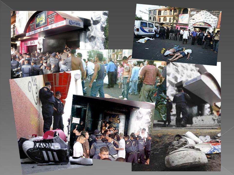 De acuerdo con el secretario de Seguridad Pública, Joel Ortega Cuevas, los agentes que participaban en el programa Unipol pretendían ingresar al News Divine después de haber recibido llamadas ciudadanas que alertaban sobre la venta de bebidas alcohólicas adulteradas y drogas a menores de edad.
