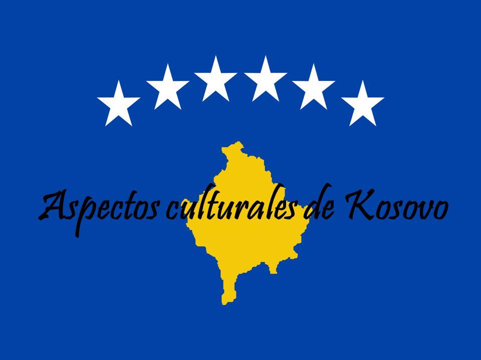 Aspectos culturales de Kosovo