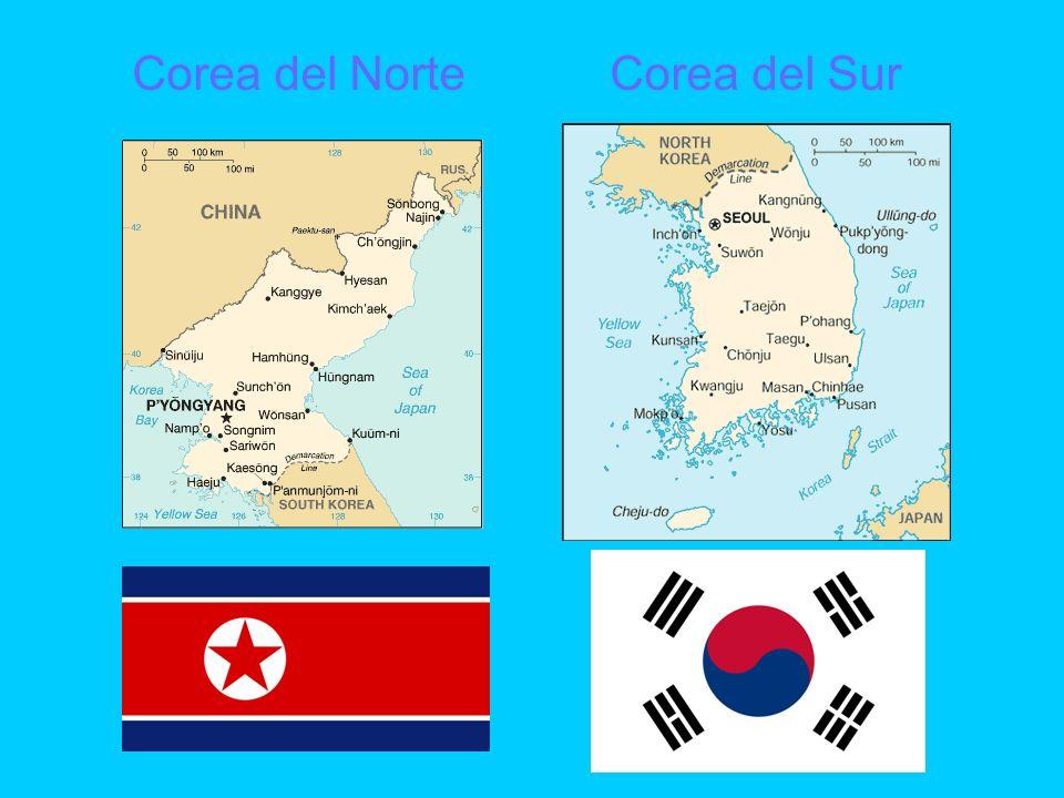 Corea del SurCorea del Norte