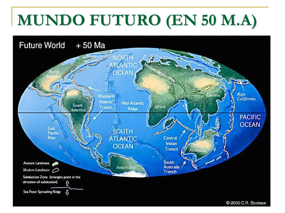MUNDO FUTURO (EN 50 M.A)