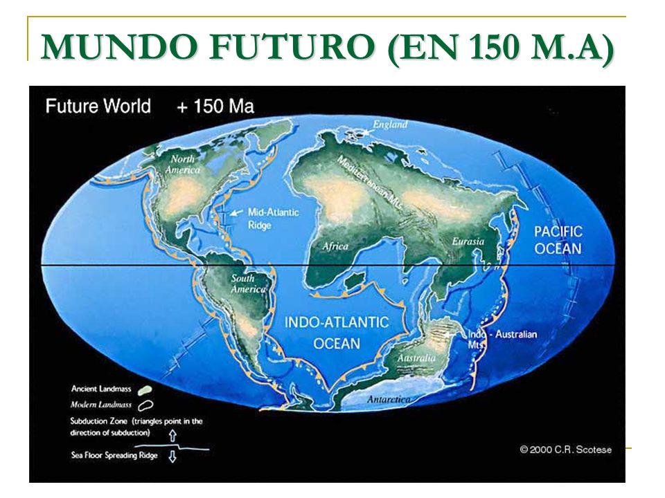 MUNDO FUTURO (EN 150 M.A)