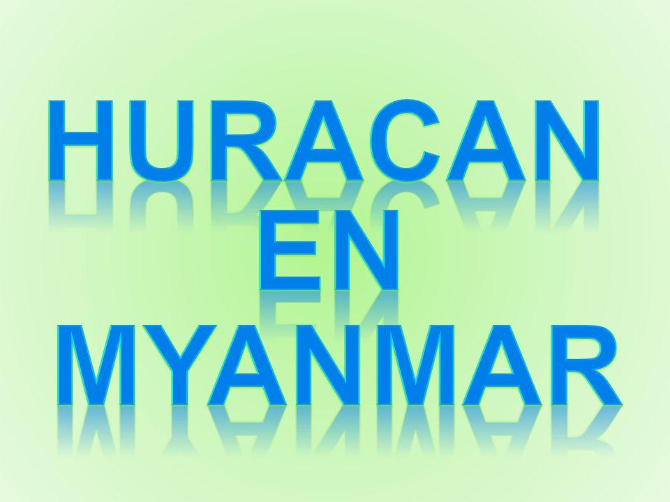 Ubicación, Tamaño y Alcance Myanmar está situado en el sudeste de Asia, tiene una superficie de 678.500 kilómetros cuadrados (261.970 millas cuadradas), extensión de 1.931 km (1.200 millas) N - S y 925 kilometros (575 millas) E.