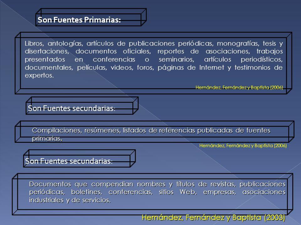 Libros, antologías, artículos de publicaciones periódicas, monografías, tesis y disertaciones, documentos oficiales, reportes de asociaciones, trabajo