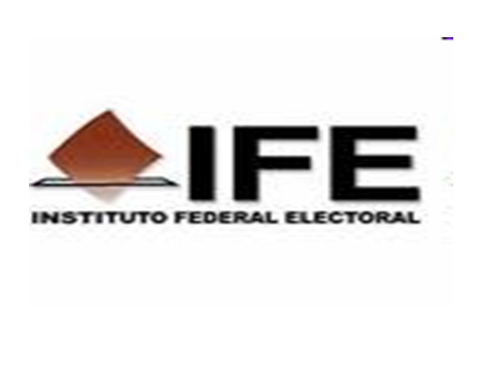 Cual es el objetivo del IFE en la educación básica.