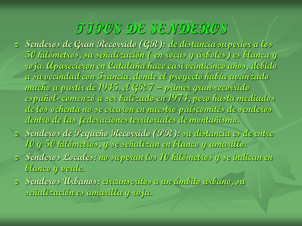 REFUGIOS DE LA F.A.M.