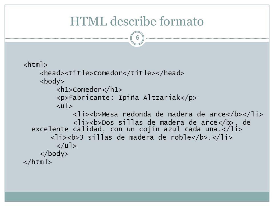 HTML describe formato 6 Comedor Comedor Fabricante: Ipiña Altzariak Mesa redonda de madera de arce Dos sillas de madera de arce, de excelente calidad,