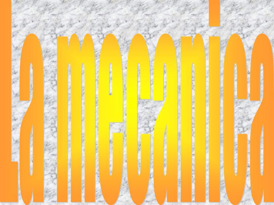 Índice Video Mecánica: esquema Partes de una palanca Polea Engranajes Transformación de movimiento y engranajes compuestos Piñón cremallera y tornillo sin fin Leva y excéntrica Junta de Cardan Biela manivela Relación de transmisión